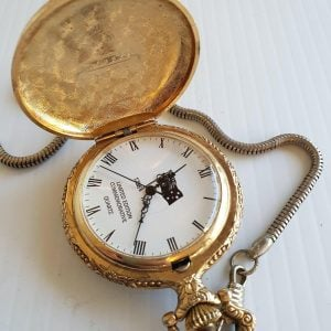 1788-1988 Commemorative Pocket Watch - Maitland Antique Shop - Rustic Antiques